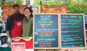 Find NH MADE members like Valicenti Organico at a farmers market in your town!