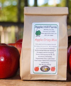 A-Apple Hill Farm - Apple Crisp