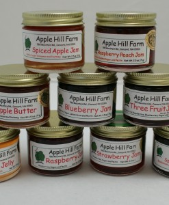 Apple Hill Sm jars