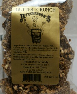 Hutchinson Butter Crunch