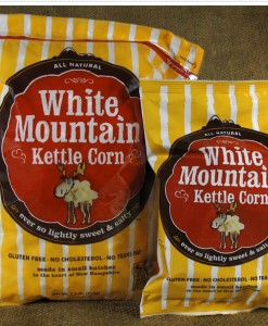 White Mtn Kettle Corn