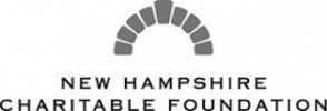 NH Charitable Foundation logo (B+W)