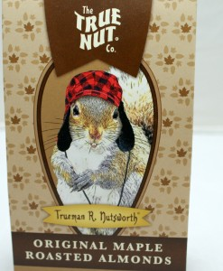 True Nut Original Maple Roasted Almonds