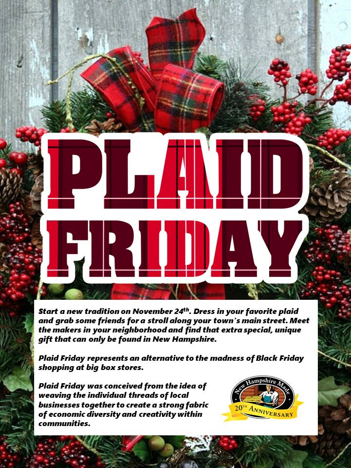 Plaid-Friday-Sign