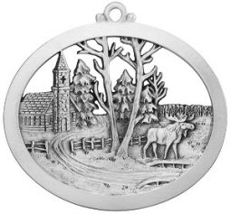 Country Tranquility Ornament