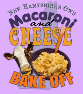 new hampshire s own macaroni and cheese bake off. Black Bedroom Furniture Sets. Home Design Ideas
