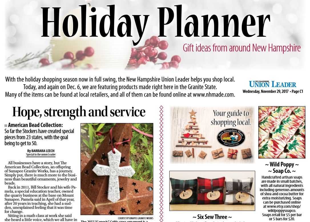 Holiday Planner » NH Made