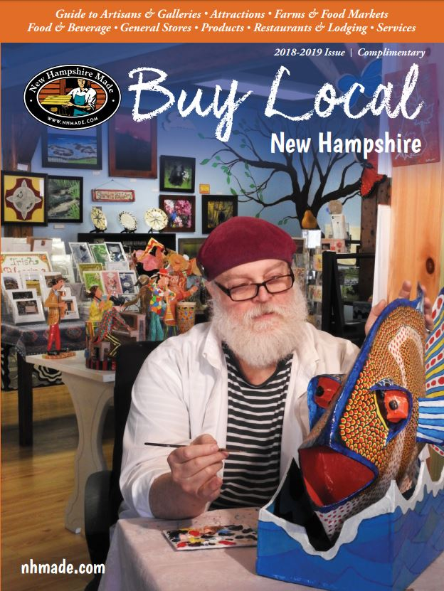 Buy Local New Hampshire cover