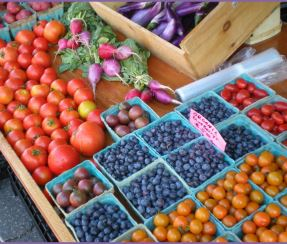 Farmers Market Photo