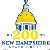 NH State House Bicentennial Logo