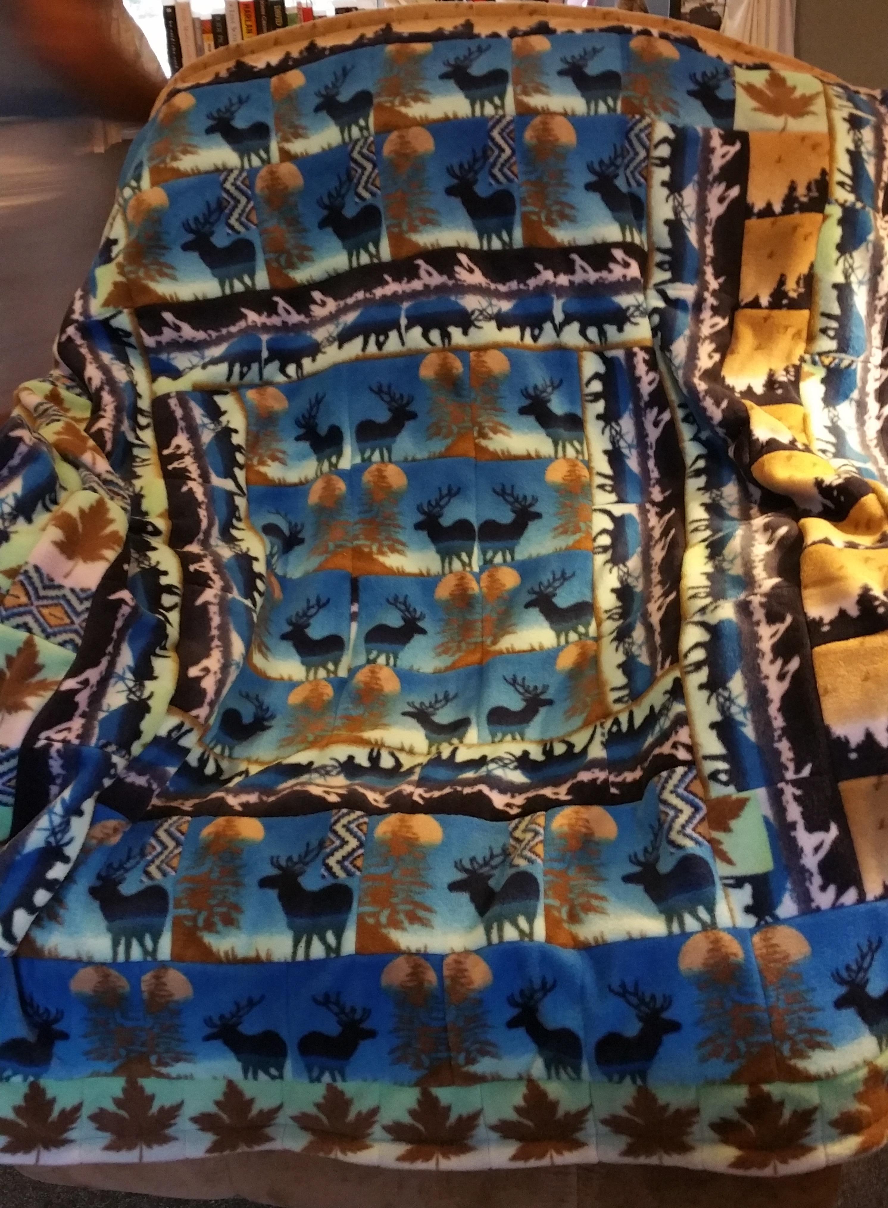 Benton Baby Blankets Plus