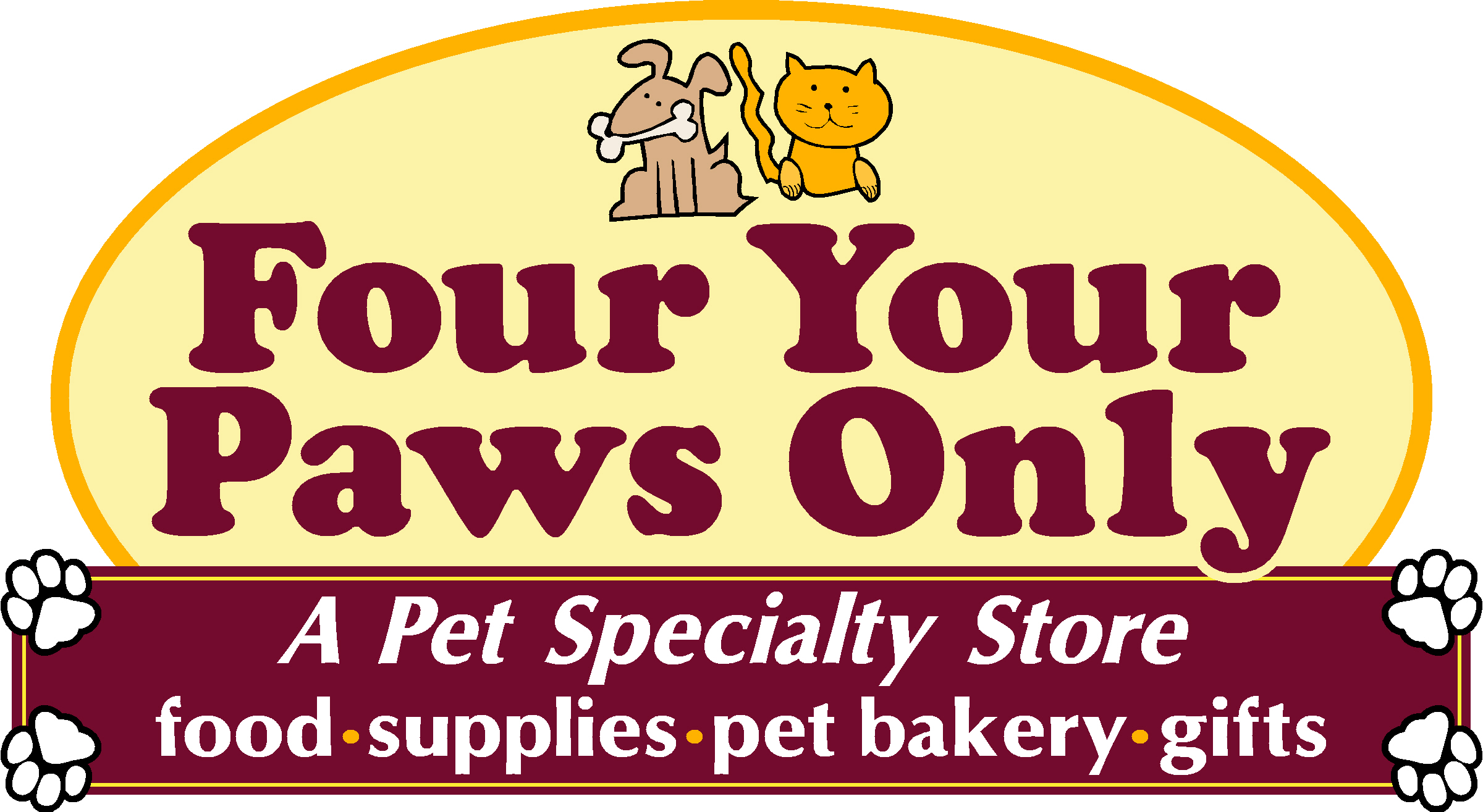 Four Your Paws Only LLC