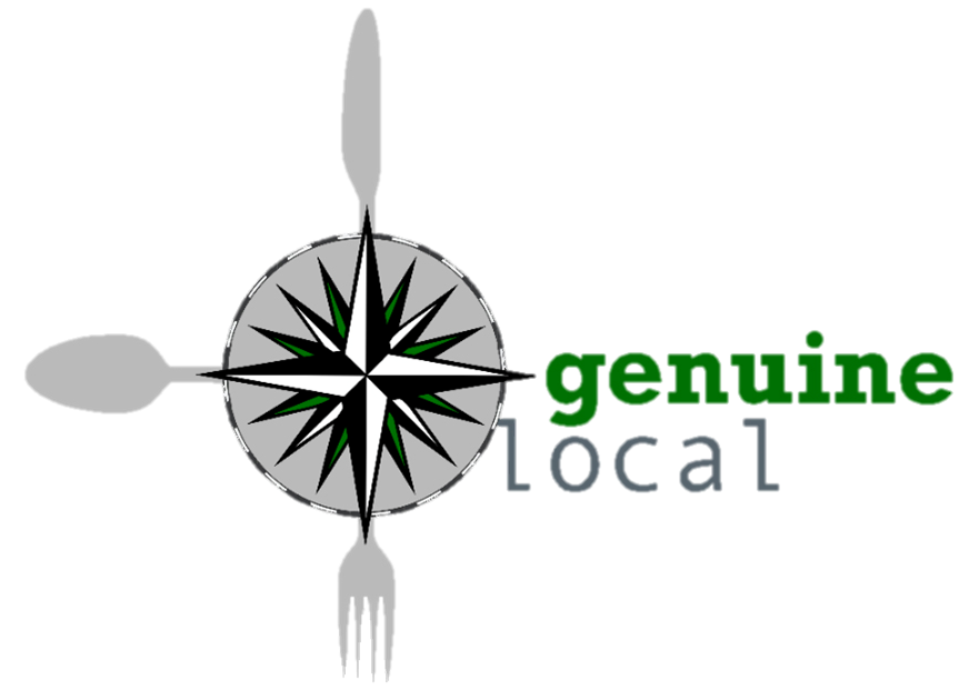 Genuine Local Logo