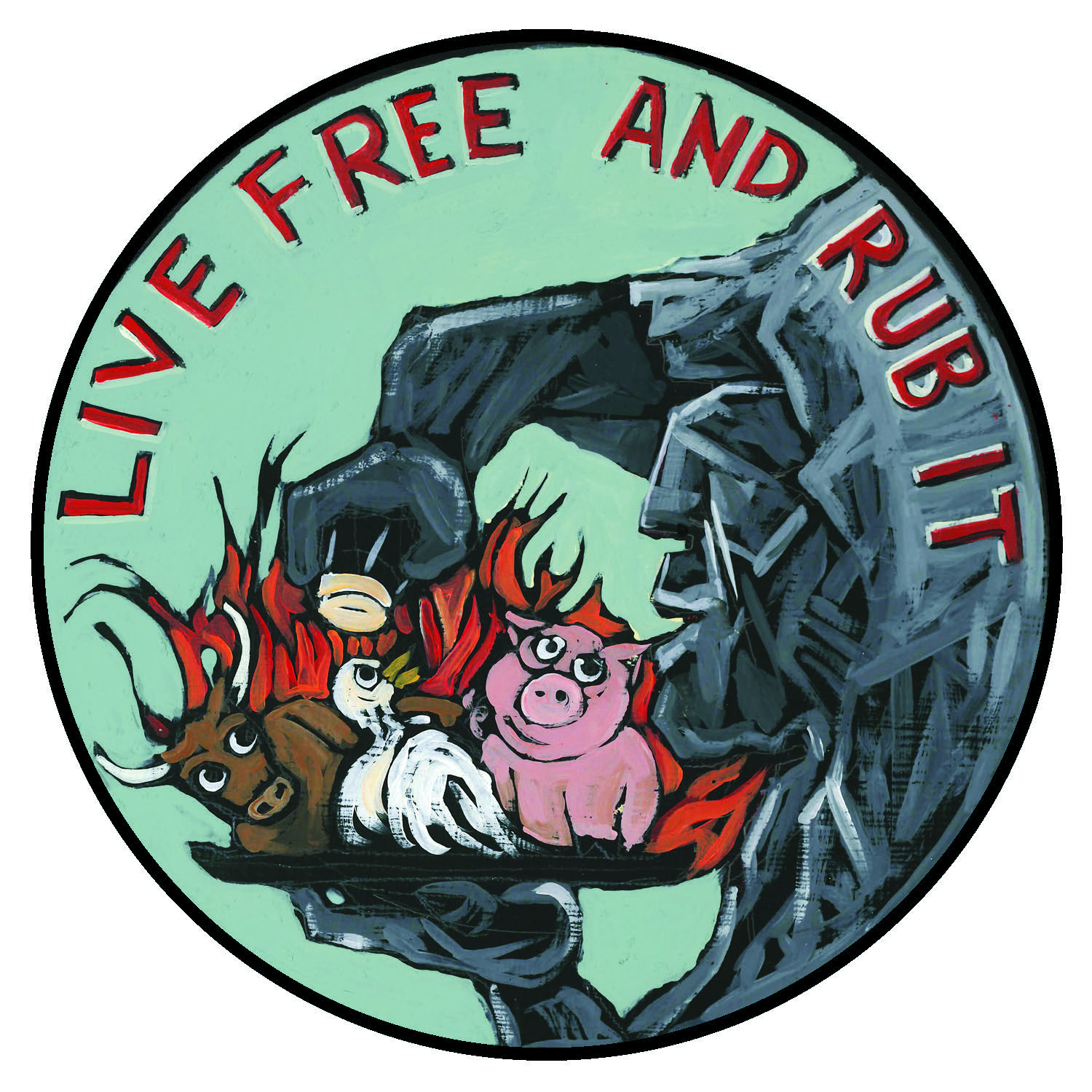 Live Free and Rub It LLC