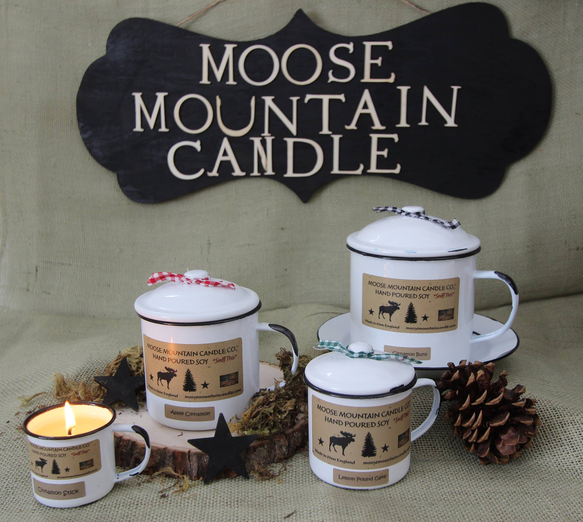 Moose Mountain Candle Co.