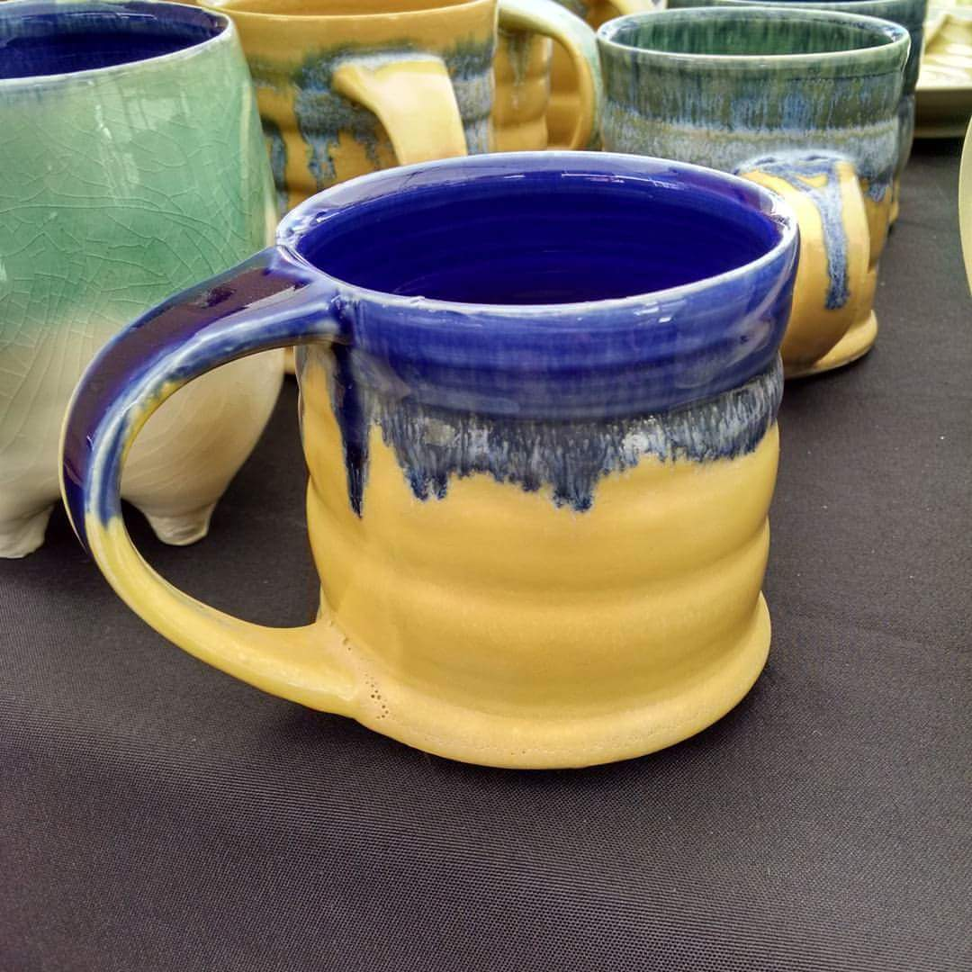Marston Pottery and Art