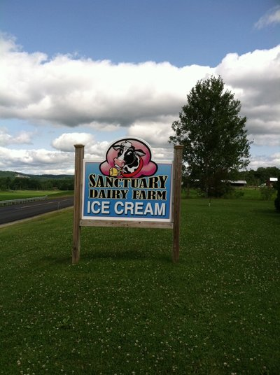 Sanctuary Dairy Farm Ice Cream